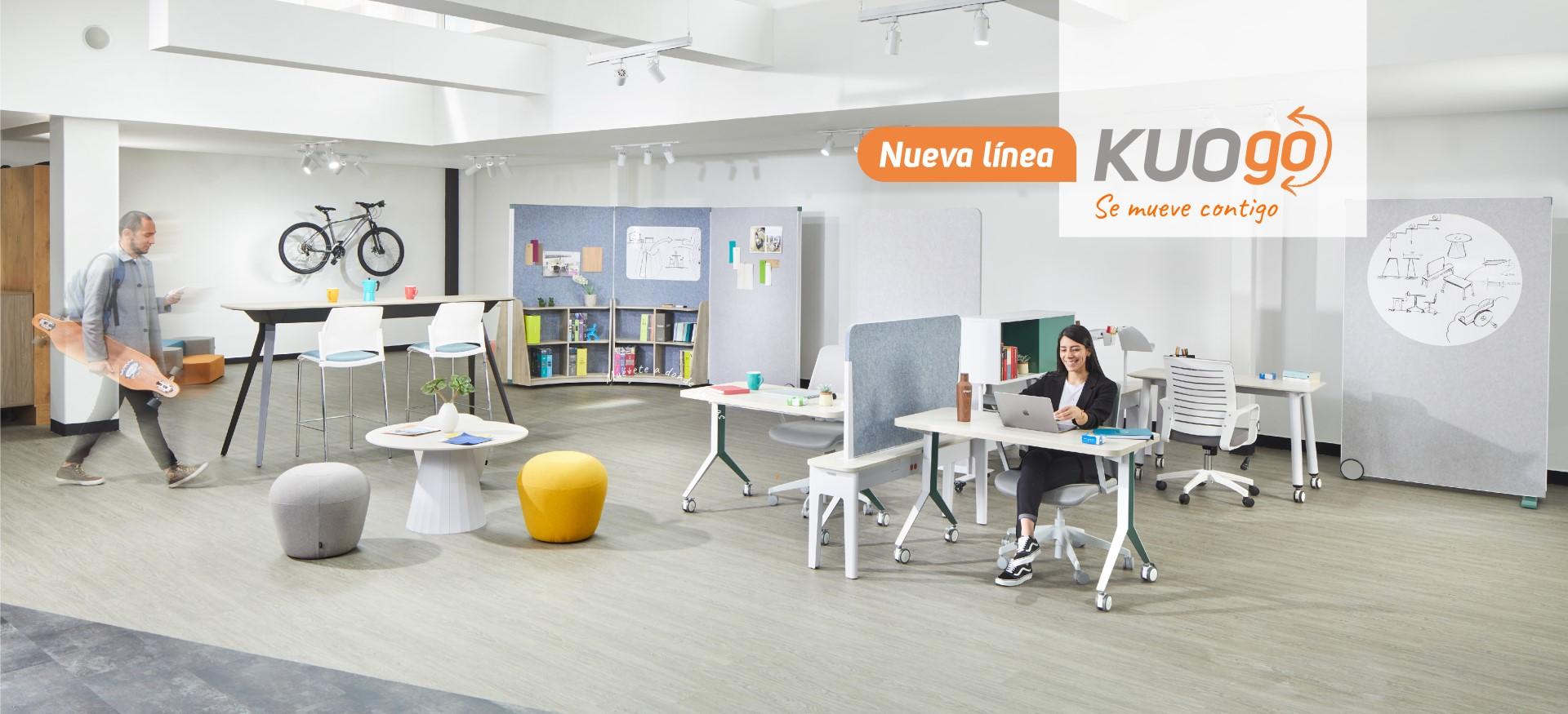 Sillas de Oficina con envío gratis en Quito y Guayaquil